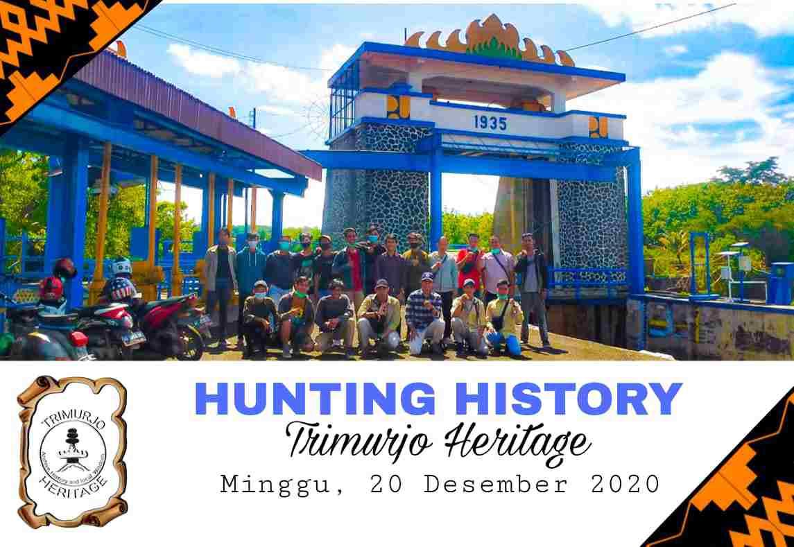 Komunitas Trimurjo Heritage Sukses Gelar Hunting History Trimurjo Area