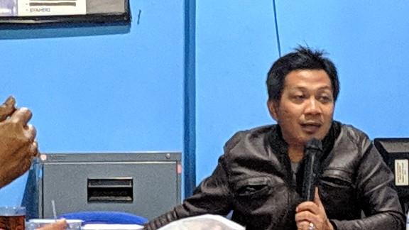 PWI Metro kecam dugaan aksi teror terhadap wartawan